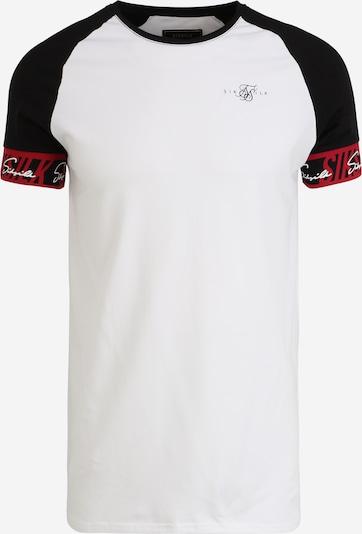 SikSilk Shirt in Red / Black / White, Item view