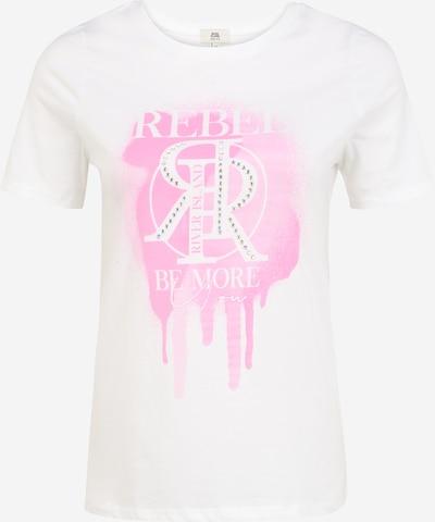 rózsaszín / fehér River Island Petite Póló, Termék nézet
