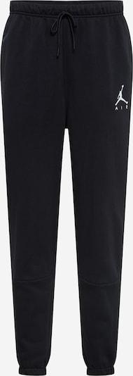 Jordan Pantalon de sport 'Jumpman Air' en noir, Vue avec produit