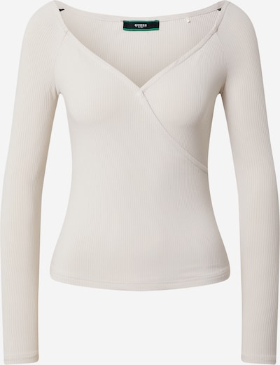 GUESS Shirt 'SONAY' in Pearl white, Item view