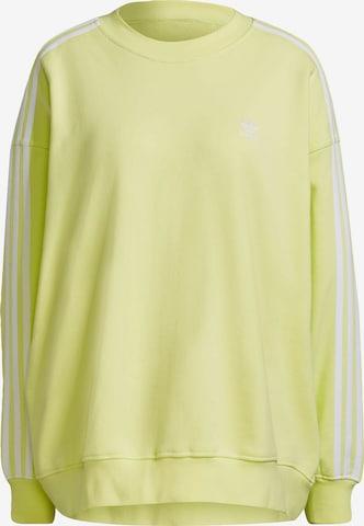 ADIDAS ORIGINALS Sweatshirt in Yellow