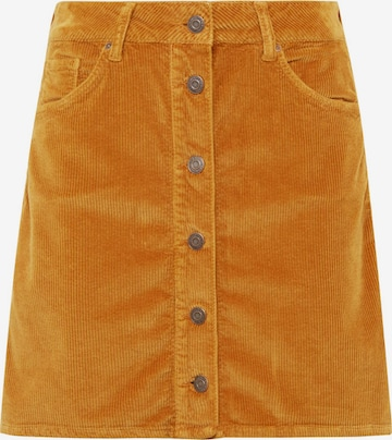 Mavi Skirt in Brown