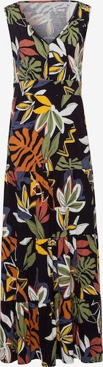 Green Cotton Jerseykleid Jersey-Kleid in mischfarben / schwarz, Produktansicht