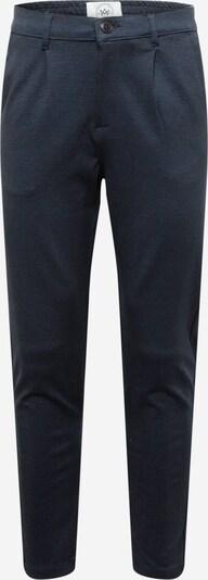 Kronstadt Hlače s naborima u mornarsko plava / crna, Pregled proizvoda