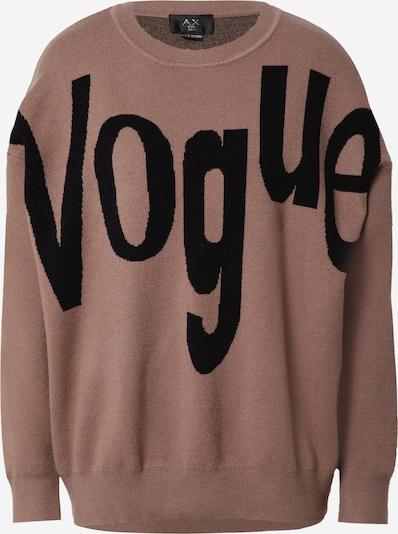 AX Paris Sweter w kolorze beżowy / czarnym, Podgląd produktu