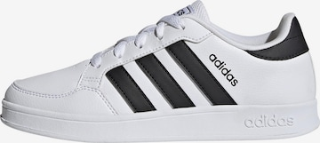 ADIDAS PERFORMANCE Athletic Shoes 'Breaknet' in White