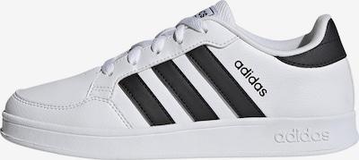 ADIDAS PERFORMANCE Sneaker 'BREAKNET' in schwarz / weiß, Produktansicht