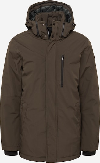 No Excess Jacke in dunkelgrün, Produktansicht