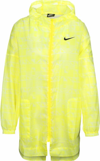 NIKE Jacke in gelb, Produktansicht