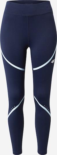 4F Sportovní kalhoty - světlemodrá / tmavě modrá, Produkt