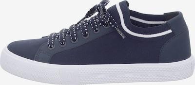 Westland Sneaker 'Swan' in blau / weiß, Produktansicht
