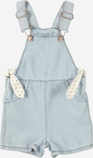 OVS Панталон с презрамки в син деним, Преглед на продукта