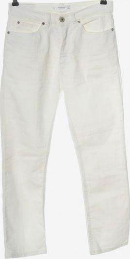 MANGO High Waist Jeans in 25-26 in weiß, Produktansicht