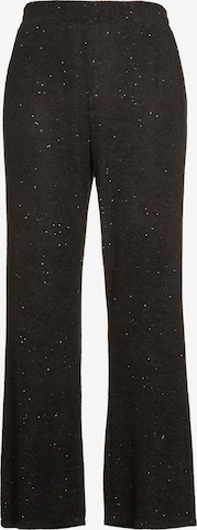 Pantalon 'Mary' Ulla Popken en noir