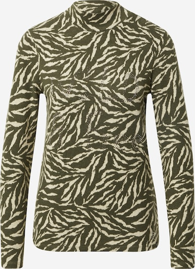 Key Largo Shirt 'WILDLIFE' in beige / khaki, Produktansicht
