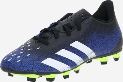 kék / fekete / fehér ADIDAS PERFORMANCE Futballcipők 'PREDATOR FREAK .4', Termék nézet