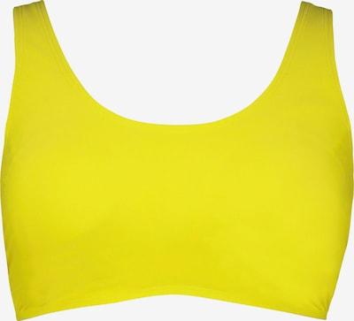 Studio Untold Bikinitop in gelb, Produktansicht