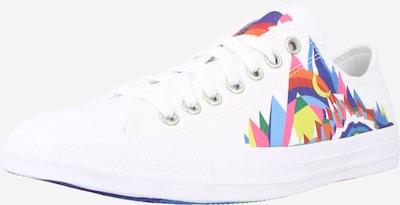 Sneaker low 'CHUCK TAYLOR ALL STAR PRIDE' CONVERSE pe culori mixte / alb, Vizualizare produs