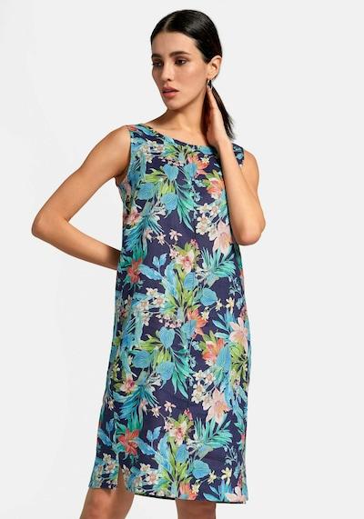 Peter Hahn Kleid Kleid in blau, Modelansicht