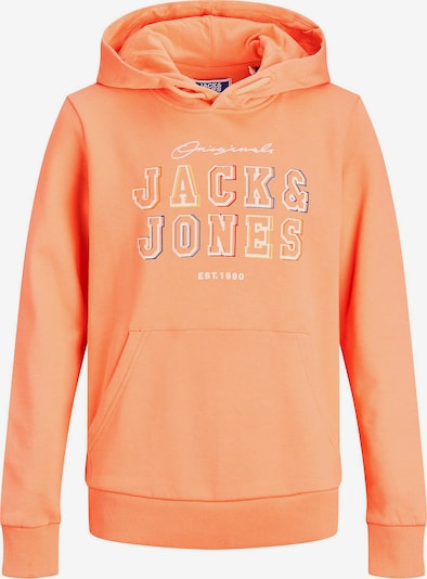 Jack & Jones Junior Sweatshirt JORMAGICAL für Jungen in hellorange, Produktansicht
