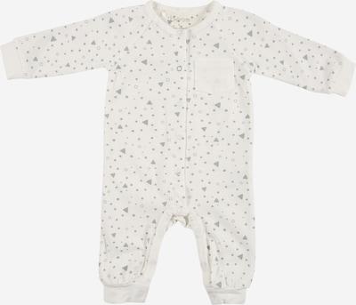 BESS Romper/bodysuit in Light grey / White, Item view