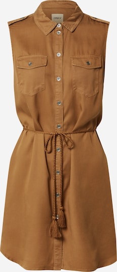 ONLY Robe-chemise 'Onlarizona' en chamois, Vue avec produit