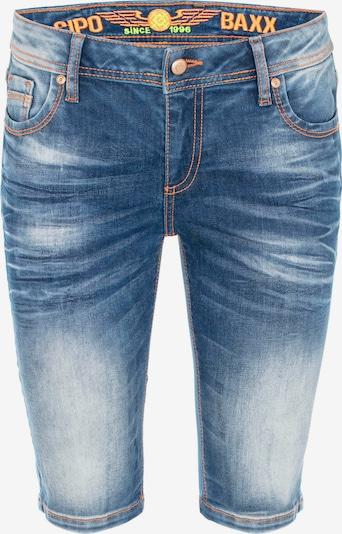 CIPO & BAXX Jeans in de kleur Blauw, Productweergave