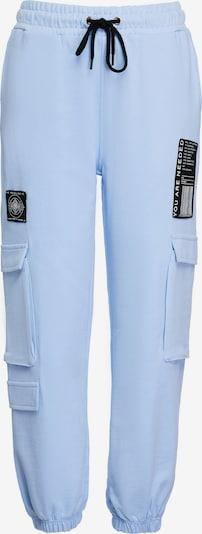 Grimelange Sweathose 'Dixie' in blau, Produktansicht