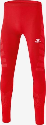 ERIMA Sportunterhose in rot / weiß, Produktansicht