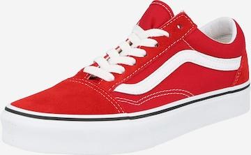 VANS Sneakers 'Old Skool' in Red