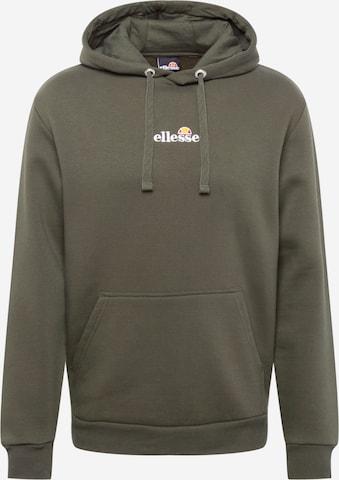 ELLESSE Sweatshirt 'Hyde' in Grün