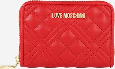 Piniginė iš Love Moschino , spalva - raudona, Prekių apžvalga
