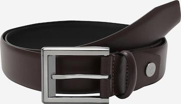 Calvin Klein Belt 'TWO STEP' in Brown