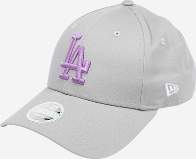 NEW ERA Cap in hellgrau / helllila, Produktansicht