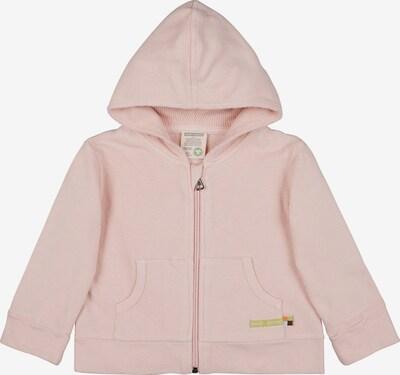 loud + proud Sweatjacke in rosa, Produktansicht