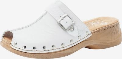 RIEKER Šľapky - biela, Produkt