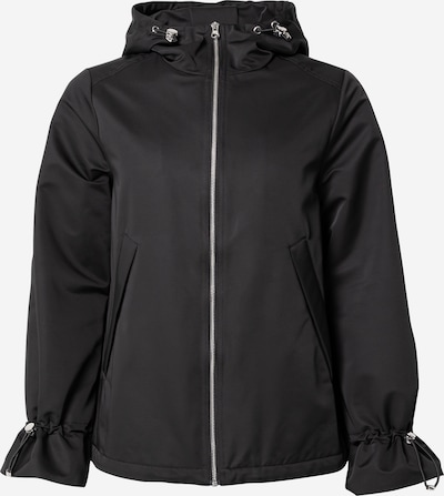 UNITED COLORS OF BENETTON Jacke in schwarz, Produktansicht
