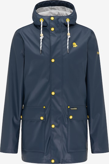 Schmuddelwedda Tussenjas in de kleur Donkerblauw, Productweergave
