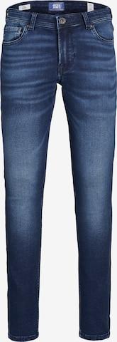 Jack & Jones Junior Teksapüksid 'Glenn', värv sinine