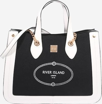 River Island Shopper in de kleur Appel / Zwart, Productweergave