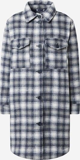 Cappotto di mezza stagione 'Tik' JACQUELINE de YONG di colore blu scuro / grigio chiaro, Visualizzazione prodotti