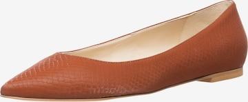 Viktoria Moser Ballet Flats 'Jamie Flat' in Brown