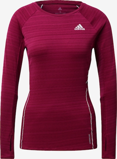 ADIDAS PERFORMANCE Shirt in rot, Produktansicht
