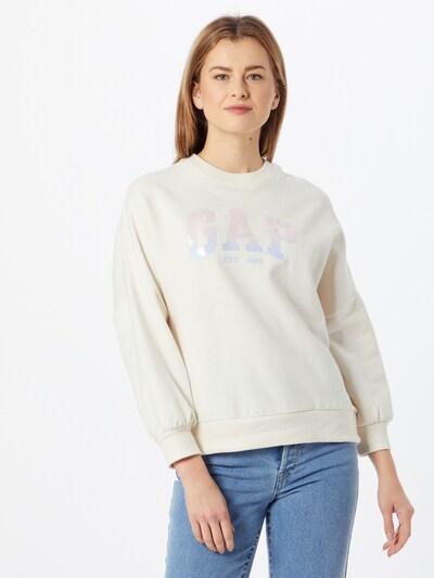 Megztinis be užsegimo iš GAP , spalva - opalo / pastelinė rožinė / balta: Vaizdas iš priekio