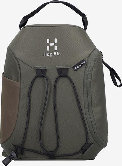 Haglöfs Sportrugzak 'Corker' in de kleur Kaki, Productweergave