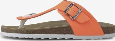 TOM TAILOR Sandalen in de kleur Sinaasappel, Productweergave
