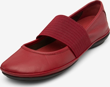 CAMPER Ballet Flats in Red