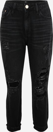 River Island Petite Jeans 'Carrie Russel' in black denim, Produktansicht