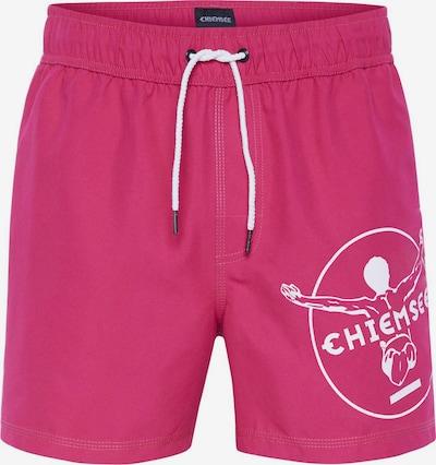 CHIEMSEE Badeshorts in pink, Produktansicht