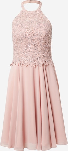 LUXUAR Cocktail Dress in Pink